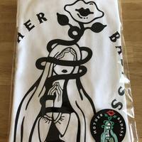 『MOTHER BADA$$』Tシャツ(カセット&ステッカー付き)