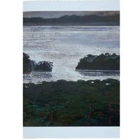 松島の朝 6面のポストカード