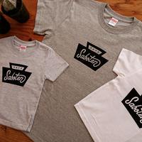 GO TO SABOTEN Tシャツ  キッズ(5.6oz)
