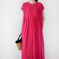 SI-HIRAI|スーヒライ|RECTANGLE DRESS  レクタングル ドレス|CHSS20-4118|RED