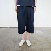 BLUE BLUE JAPAN ブルーブルージャパン グロッシーウラケ キュロットパンツ 700059471
