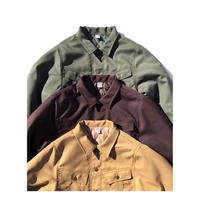 COMFORTABLE REASON「Daily Tracker Jacket」