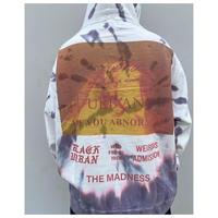 BLACK WEIRDOS「Tour Tiedye Hooded Sweat shirt」