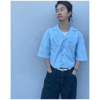 WALK OF SHAME「SHORT SLEEVED SHIRT」