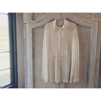 TAN. 「SATIN SHIRTS」