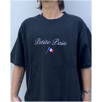 WALK OF SHAME「petit pain flag t-shirt」