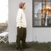 Goofy Creation  「2tacks Laziest slacks 」 olive