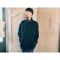 SON OF THE CHEESE 「Harf Zip Sweat」