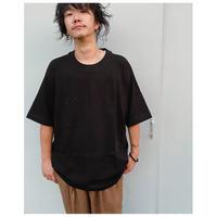 TOILE™️「Kook style Jersey Tee」black.