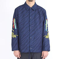SON OF THE CHEESE 「INDIGO TIGER JACKET」