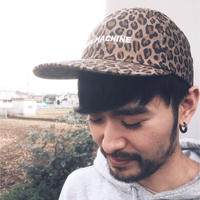 VOTE MAKE NEW CLOTHES 「MM CAP」 leopard