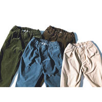 COMFORTABLE  REASON「Color Cord Slacks」