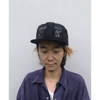 BRAIN DEAD「LEON SADLER STRAP BACK」