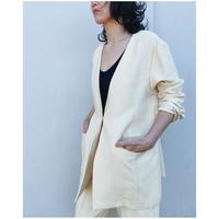 DOMENICO+SAVIO「collarless jacket」