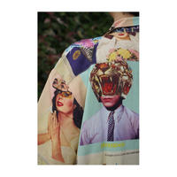 SON OF THE CHEESE 「Moon Patrol shirts」