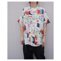 SON OF THE CHEESE「Chem factory shirt」