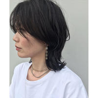 JUSTINE CLENQUET「Joy earring」