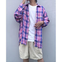WALK OF SHAME「zipped shirt」