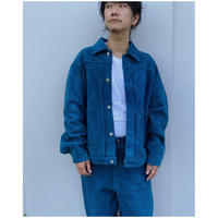 WEST OVER ALLS 「109S SUEDE TRACKER Jacket」
