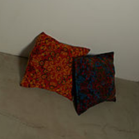 TAN 「PERSIAN  CUSHION」
