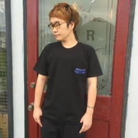Black Weirdos 「RIP Pocket tee」 black