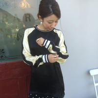VOTE MAKE NEW CLOTHES  SATIN SOUVENIOR L/S