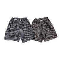 COMFORTABLE REASON 「Pile Pocket 2tuck Neighbors Shorts」