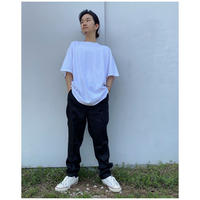 SON OF THE CHEESE「Pocket Slacks」black.