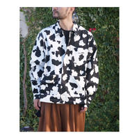 BRAIN DEAD 「Cow Club Chore  S hirt Jacket」