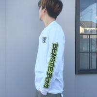 VOTE MAKE NEW CLOTHES  「BEASTIE BOYS long sleeve tee」