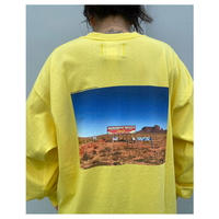 WEST OVER ALLS「ARIZONA PHOTOTEE」billboard yellow