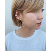 CALL MOON「VENUS EAR CAFF silver」