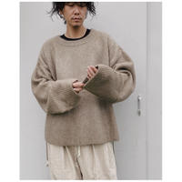 FACCIES「「RACOON KNIT PULLOVER」