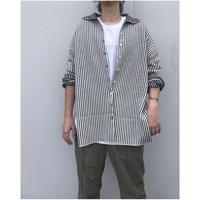 TAN.「STRIPES HIGH /N pullover」