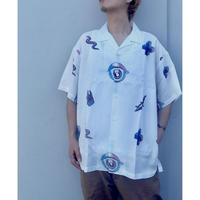 SON OF THE CHEESE「Crystal bubble Shirt」