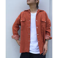 WESTOVERALLS「DENIM SHIRT」