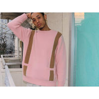 SON OF THE CHEESE 「Skins Knit」pink