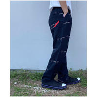PHINGERIN「NIGHT PANTS GAUZE COTTON HUNDRED」