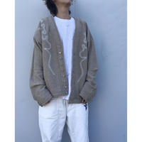 FACCIES「WESTERN KNIT CARDIGAN」