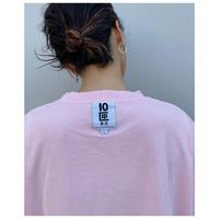 TEN BOX「10個の匣Tee」pink.
