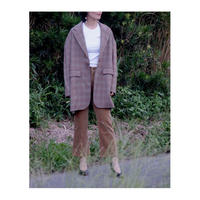 DOMENICO+SAVIO「CHECKED BIG JACKET」