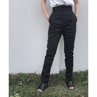 HOLIDAY「DICKIES PIN TUCK LACE UP PANTS」
