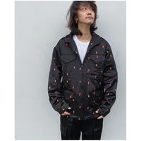 SON OF THE CHEESE「FIRE SATIN JACKET」