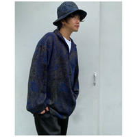 SON OF THE CHEESE「Camo Zip up」