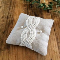 Ring Pillow * Eternity