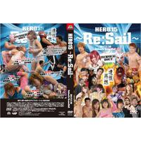 HERO15~Re:Sail~ DVD
