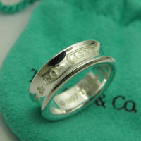 ティファニー リング・指輪 1837 シルバー US5:9号