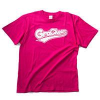 グラチア ロゴTシャツ(ピンク)