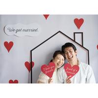 ◆おうち写真館 for marriage [bdi]