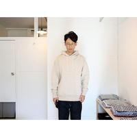 JACKMAN ジャックマン(ユニセックス)/ SWEAT PARKA プルオーバータイプ【ダーティベース】